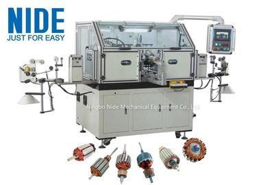 Double Winding Flyer Automatic Rotor Coil Winder Machine