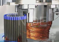 Automatic coil winding machine for 2 pole 4 pole and 6 poles stator