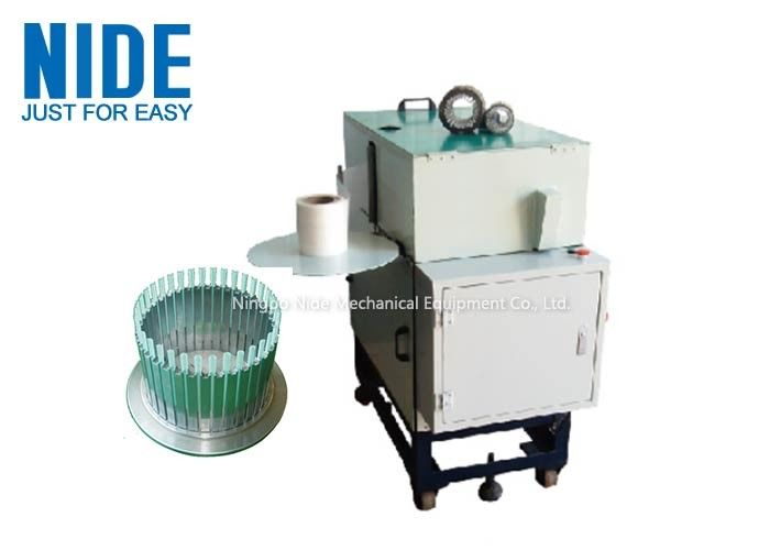 Induction Motor Stator Preparing Wedge Inserting Machine Economic Type