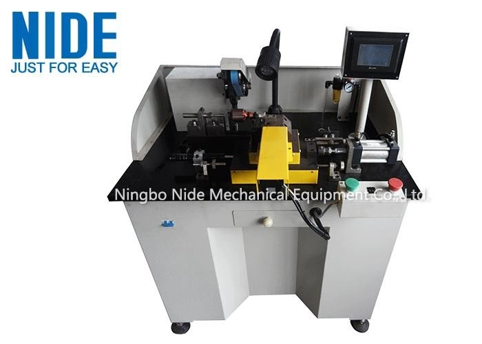 Adjustable Speed Commutator Turning Machine For Electric Motor Collector